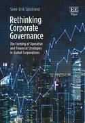 "Rethinking Corporate Governance ""The Forming of Operative and Financial Strategies in Global Corporations"""