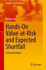 "Hands-On Value-at-Risk and Expected Shortfall ""A Practical Primer"""