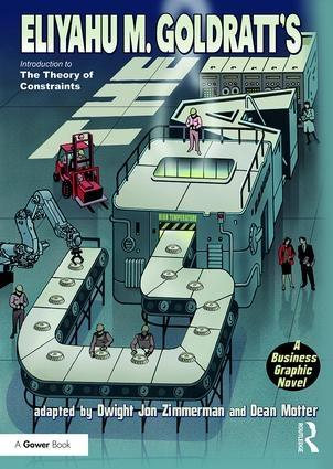 "The Goal ""A Business Graphic Novel"""