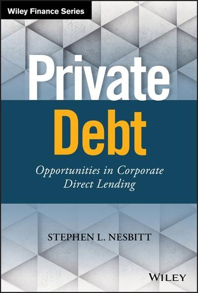"Private Debt  ""Opportunities in Corporate Direct Lending"""