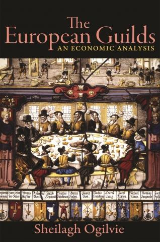 "The European Guilds ""An Economic Analysis"""