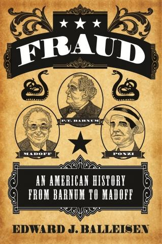 "Fraud ""An American History from Barnum to Madoff"""