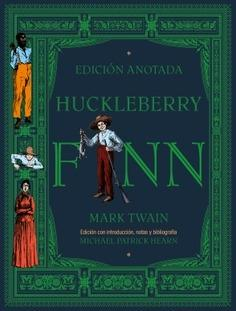 "Huckleberry Finn  ""Edición anotada"""