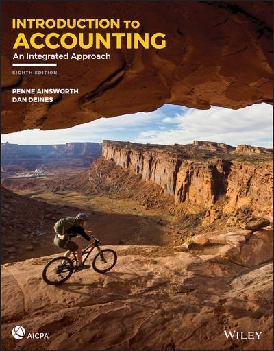 "Introduction to Accounting ""An Integrated Approach"""