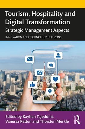 "Tourism, Hospitality and Digital Transformation ""Strategic Management Aspects"""