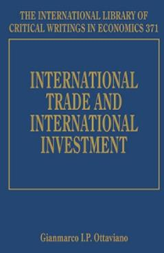 International Trade and International Investment