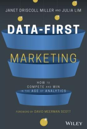 "Data-First Marketing ""How To Compete and Win In the Age of Analytics"""