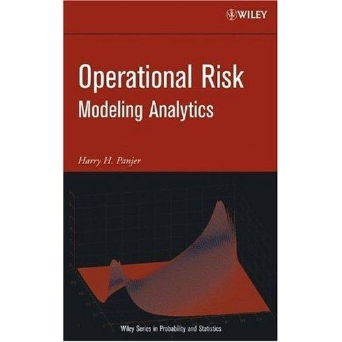 Operational Risk: Modeling Analytics.